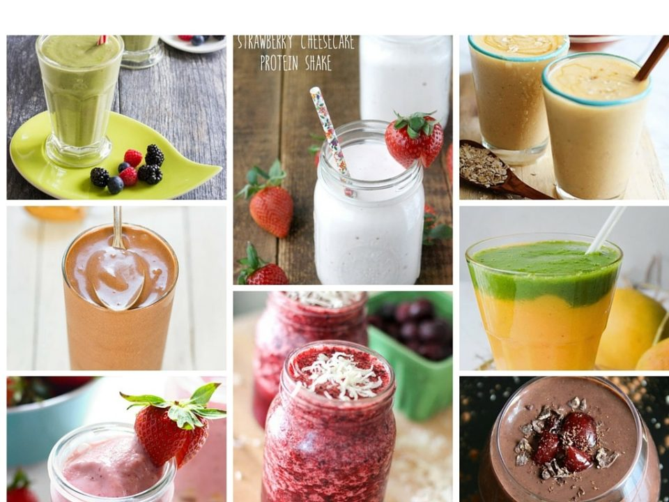 9 Healthy Smoothie Recipes to Keep Your Body Happy: Part 2