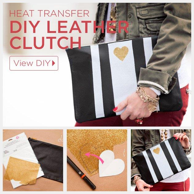 diy clutch bags
