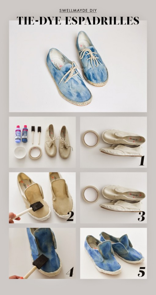 diy espadrille shoes