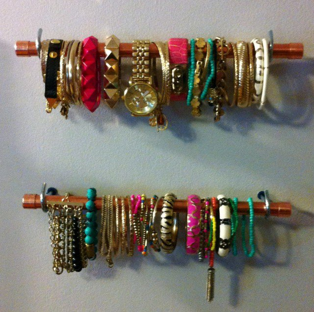 16 The Most Beautiful DIY Jewelry Holder Ideas