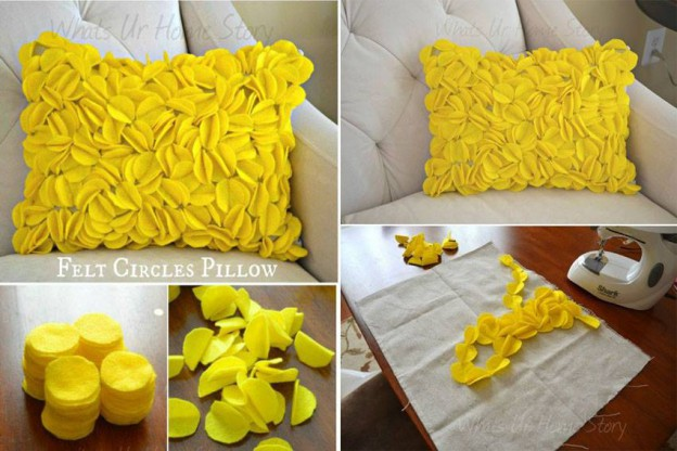 Decorative Pillow Cover Diy : No One Will Teach You These 9 Cool Diy Pillows. Its Beautiful