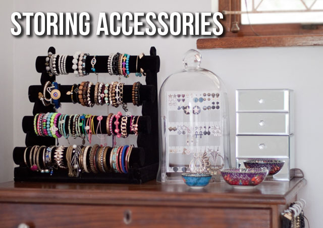 diy storage ideas accessaries