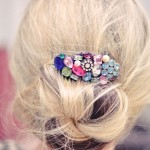 8 DIY Wonderful Handmade Hair Accessories for Girls