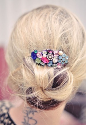 8 DIY Wonderful Handmade Hair Accessories for Girls
