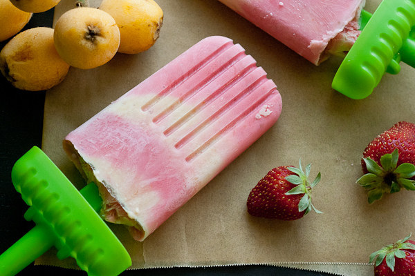 homemade healthy popsicles