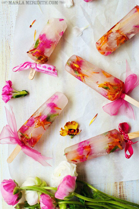 9 Cool Homemade Popsicles to Try and Enjoy Immediately