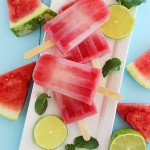 These Deliciously Super Easy 8 DIY Watermelon Popsicles You Should Try