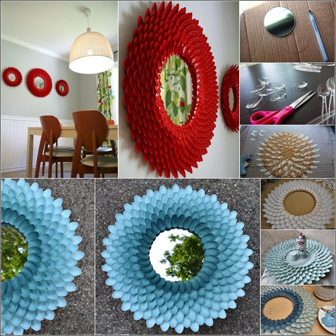 17 unique diy home decor ideas you will only find here for Handmade home decorations ideas
