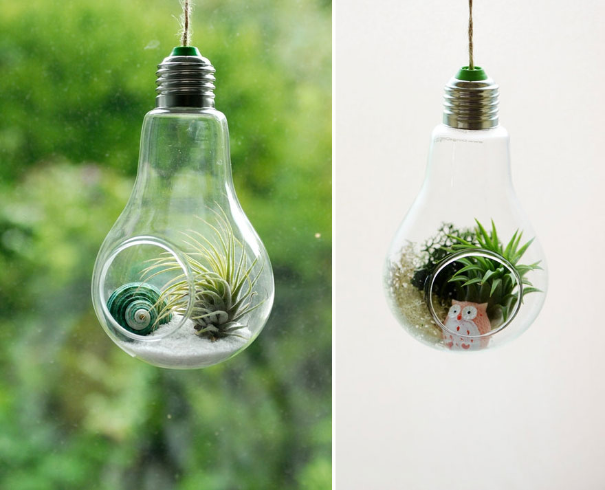 Christmas Bulb Ornaments