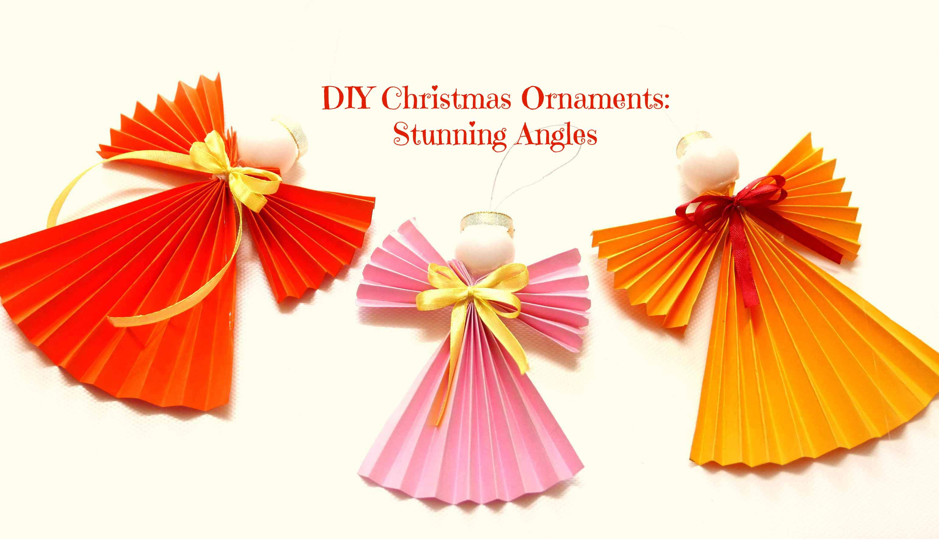 Christmas decorations to make yourself - Christmas Decorations To Make Yourself 54