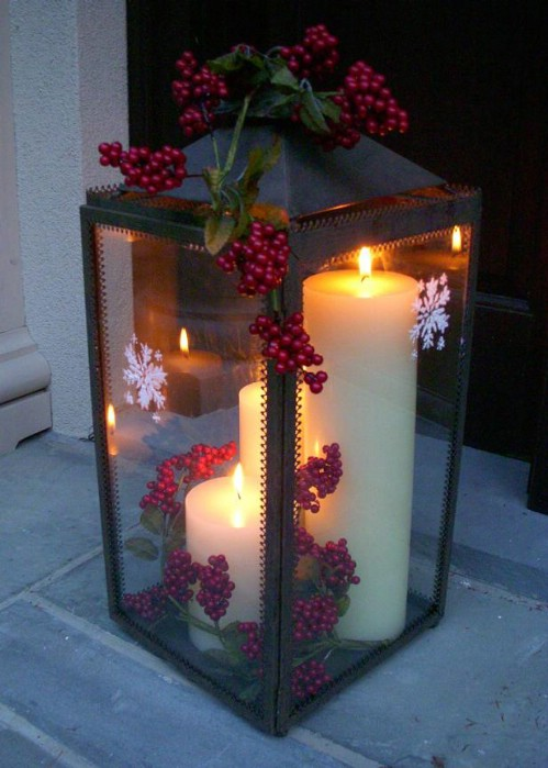 20 Amazing DIY Rustic Christmas Decoration Ideas You Can Try Yourself