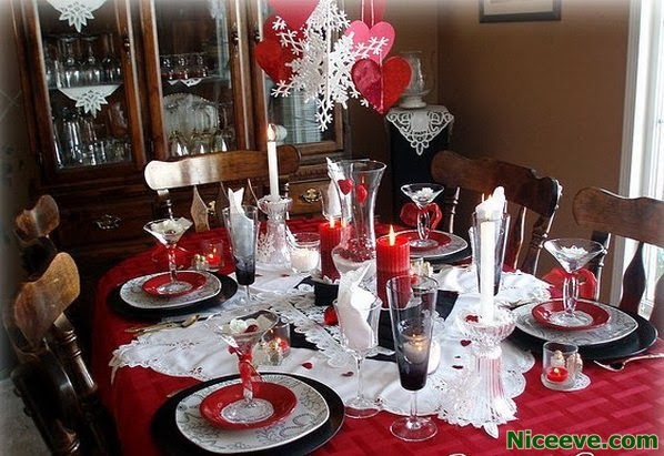 20 Diy Table Decoration Ideas To Try For Valentines Days