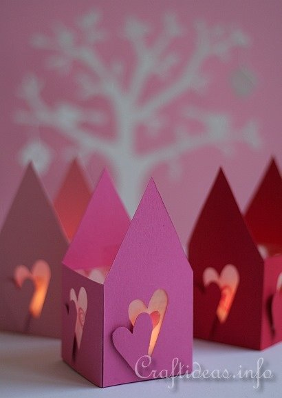 DIY Valentine's Day crafts to do at home
