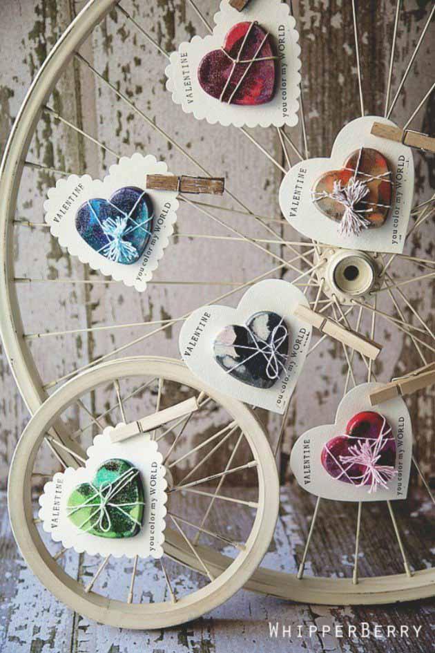 Handmade Crafts For valentines days