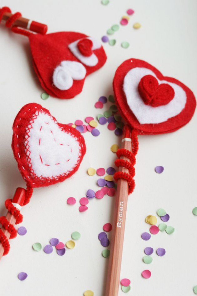 Handmade Crafts For valentines days