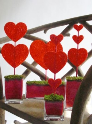30 Heart-Shaped Handmade Crafts For Valentines Days