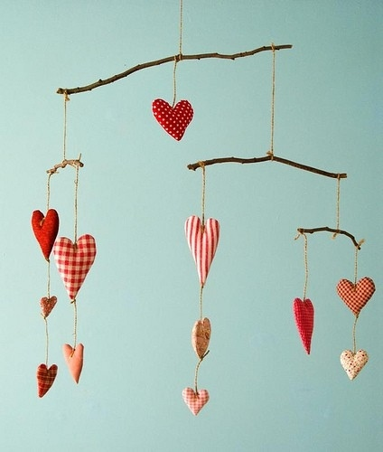 Heart-Shaped Valentine's Day DIYs 1