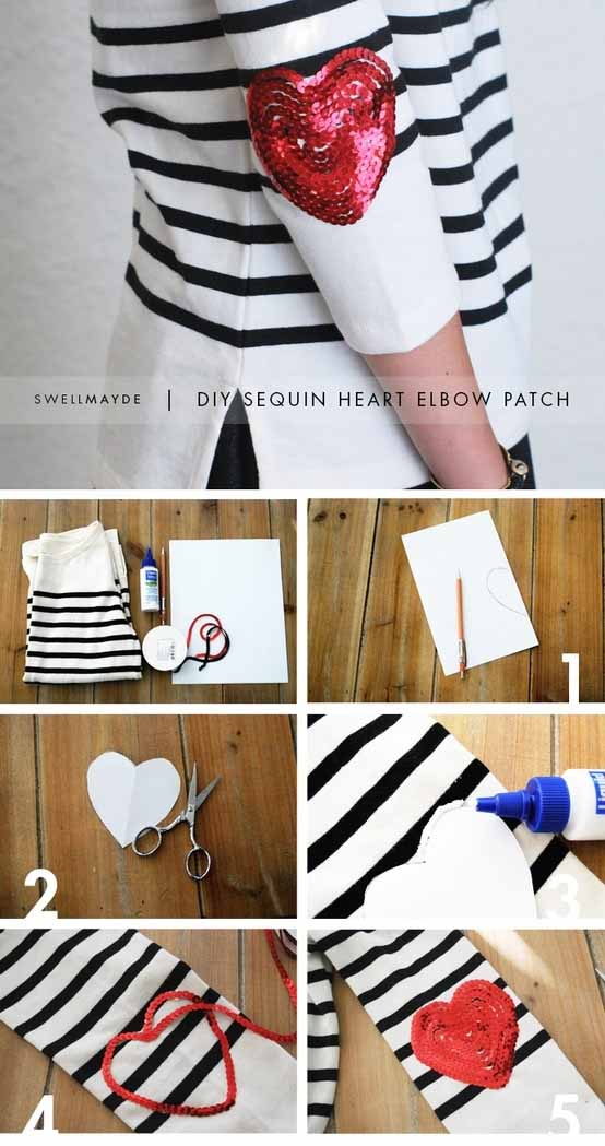 Heart-Shaped Valentine's Day DIYs