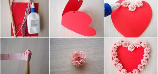 diy decor ideas for Valentines Days