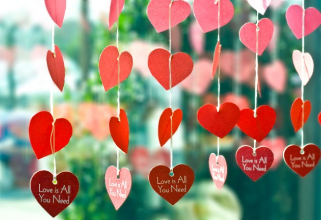 18 unique and easy diy decor ideas for valentines days, Ideas