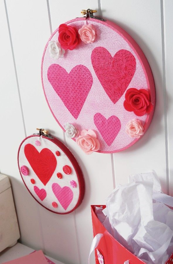 diy home decor ideas for Valentine s Day