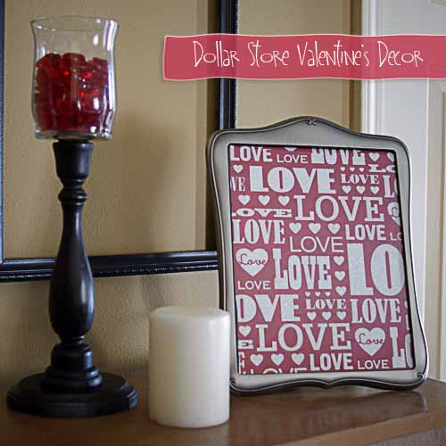 Valentine Home Decorations: 20 Easy DIY Home Decor Ideas For Valentines Days