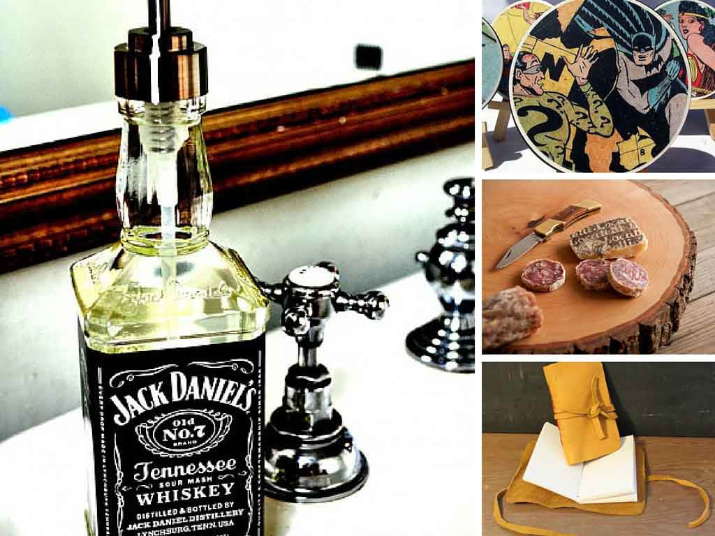 8 homemade gifts for that unique special man in your life for Homemade diy