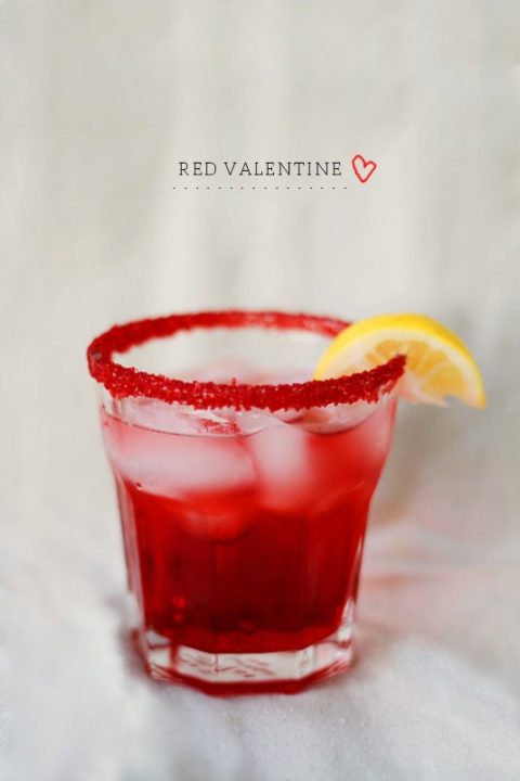 21 Easy Cocktail Recipes To Make Valentines Days Romantic