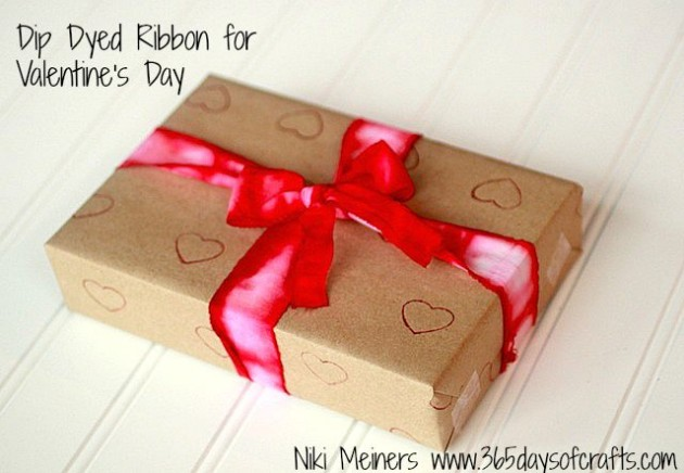 gift wrapping ideas for Valentines Days 1