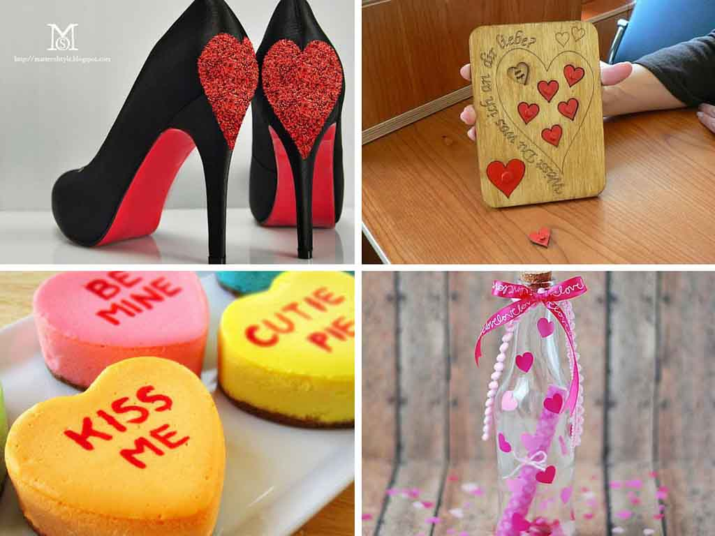 22 DIY Gift Ideas For Her To Make Her Special On Valentines Days