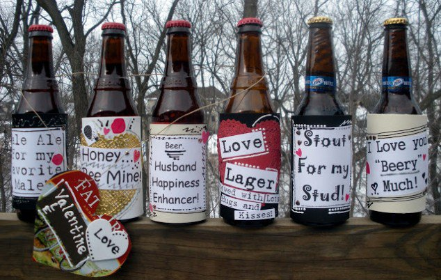top 20 creative handmade valentine gifts for him -, Ideas
