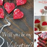 Top 38 Homemade Famous Desserts for Valentines Days. Yummy.
