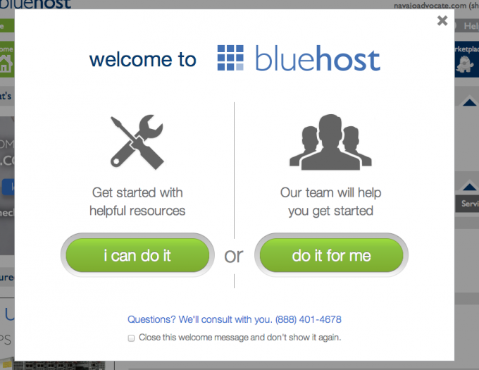 how to start a blog with bluehost8