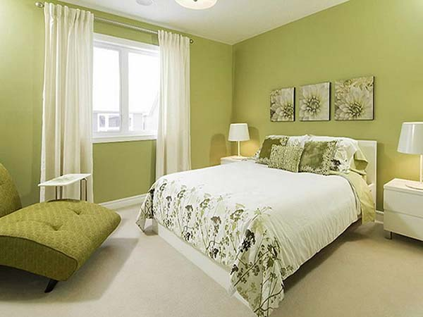 9 easy ways to freshen up your home for spring - Spring bedding makeover ideas ...