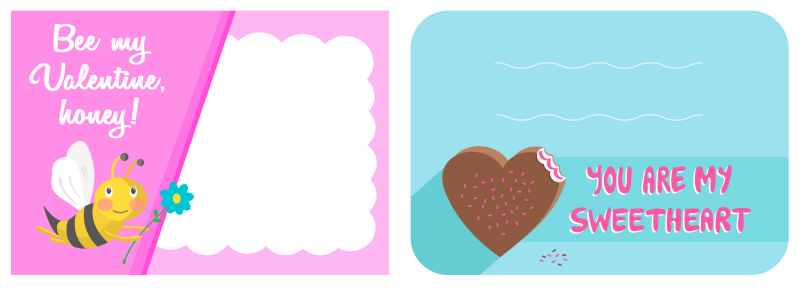 Super Cute Free Printables For Valentines Days