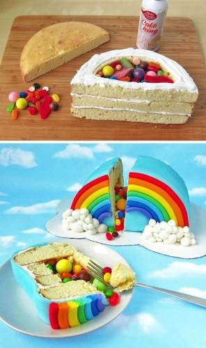 Try 30 Easy To Do Surprise Inside Cake Recipes