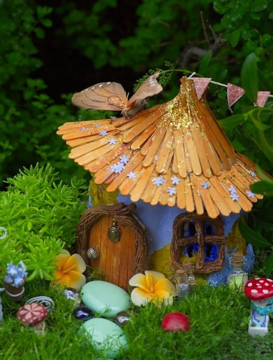 Ideas For Fairy Gardens 40 magical diy fairy garden ideas Diy Fairy Garden Ideas