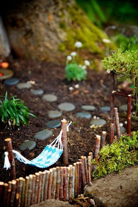 Fairy Gardens Ideas 347 best fabulous fairy gardens images on pinterest Diy Fairy Garden Ideas