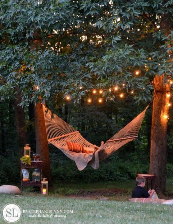 String Lights decoration ideas