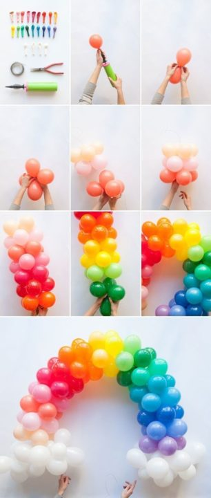 balloon crafts and ideas
