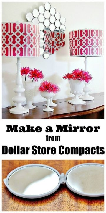 dollar store crafts and diy projects for home 01