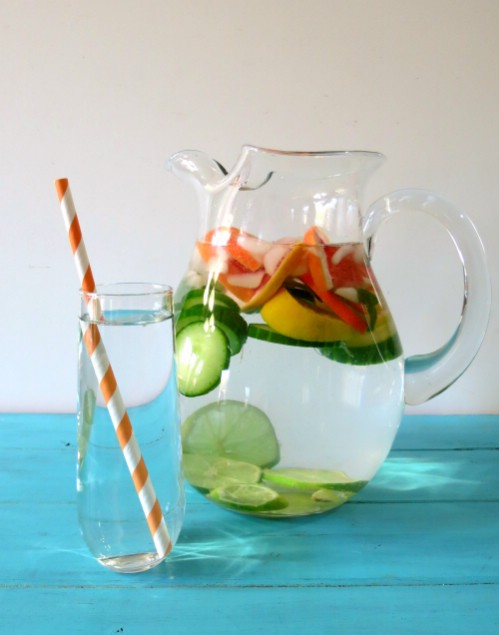 14 Delicious Detox Water Recipes To Burn Your Fat