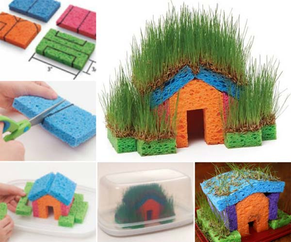 Diy Garden Projects For Kids