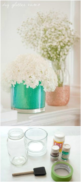 15 Amazing DIY Mason Jars Home Decor Projects
