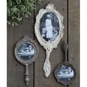 diy repurpose reuse old picture frame ideas