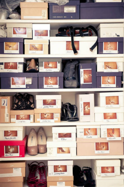 diy shoe storage ideas