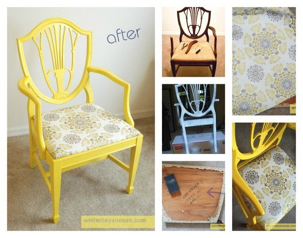 recycled repurposed upcycled old furniture