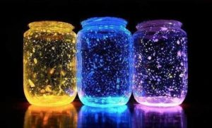 Try This Stunning DIY Galaxy Glow Jar : Fun Craft ideas For Kids