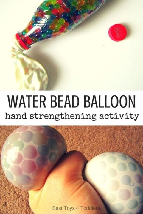 DIY Stress Relief Ball