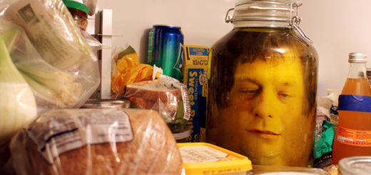 How To Do The Head In The Jar Prank halloween decor diy